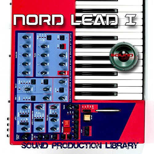 NORD LEAD III - Large unique original 24bit WAVE/Kontakt Multi-Layer Samples/Loops Library. FREE USA Continental Shipping on DVD or download; by SoundLoad (Image #2)