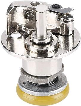 Devanador de bobina de nociones de costura, ensamblaje de bobinadora de bobina de acero inoxidable industrial resistente al desgaste y resistente al desgaste para máquina de coser: Amazon.es: Bricolaje y herramientas