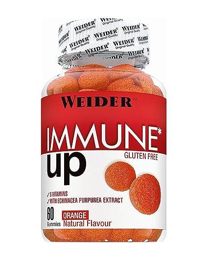 WEIDER Gummy up Revolution SIN GLUTEN Immune Up 60 Gom.