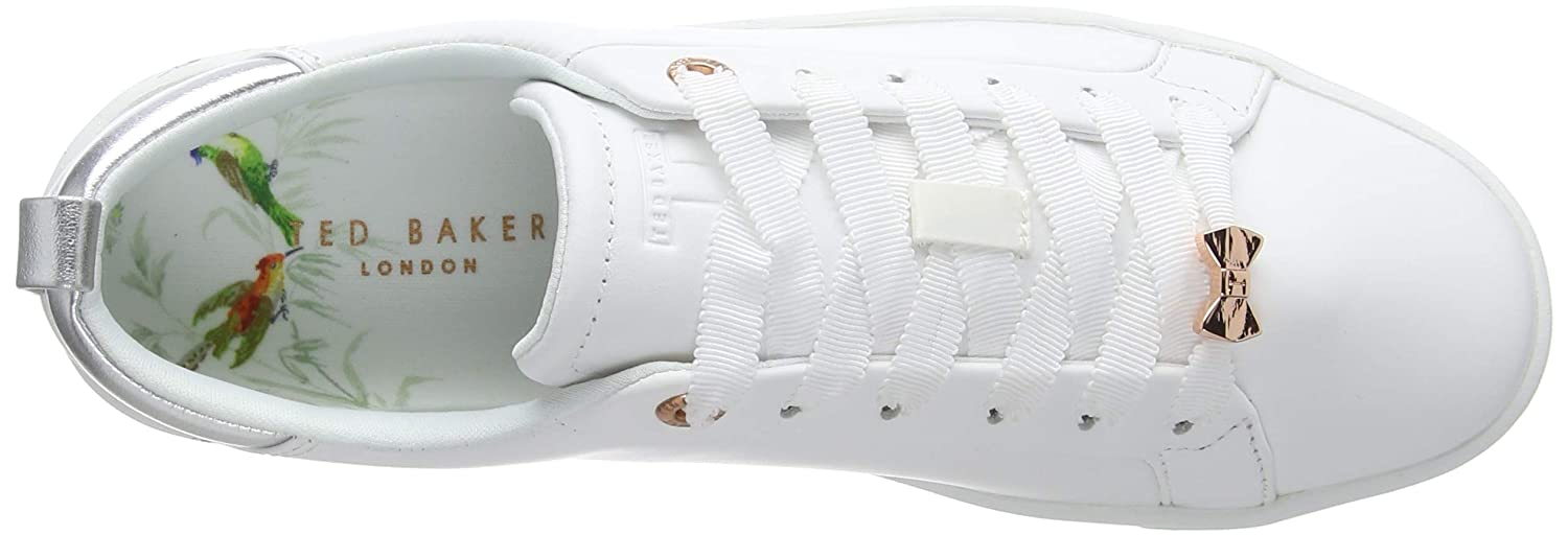 f7d8cbce3 Amazon.com  Ted Baker London Women s Roully Trainers  Shoes