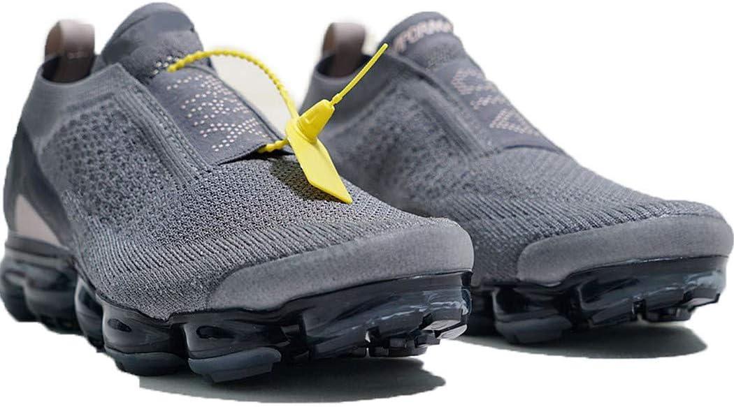 Men's Sneakers Air Cushion Vapor max Fly Knit 2 3 Women's Running Training Sport Shoes Light Gray Yellow Blue Dark gray rouge powder