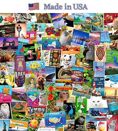 POSTCARD cards variety assortment postcards