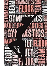 Gymnastics Journal: Cool Blank Lined Gymnastics Lovers Notebook For Gymnast and Coach