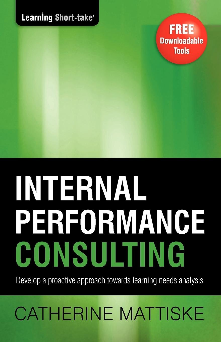 Internal Performance Consulting pdf