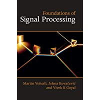 Foundations of Signal Processing (Camb02 270619)