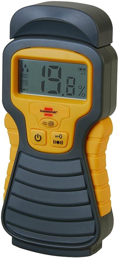 Testbericht Brennenstuhl (R) Feuchtigkeits-Detector MD