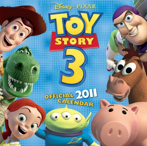 The Official Toy Story 3 2011 Square Calendar