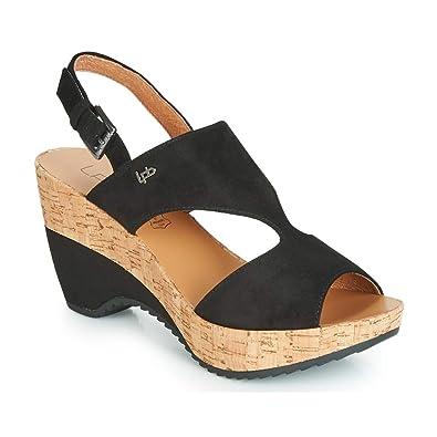 8a22b71d0fe56 Sandales - Nu Pieds LPB Jacinthe Noir  Amazon.fr  Chaussures et Sacs