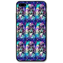 IPhone 8 Plus/iPhone 7 Plus Case TUOLJIV Tiger Personalized Customization Phone Case - IPhone 7 Plus And IPhone 8 Plus (Black)