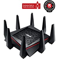 ASUS RT-AC5300 Wireless AC5300 Tri-Band Gigabit Router