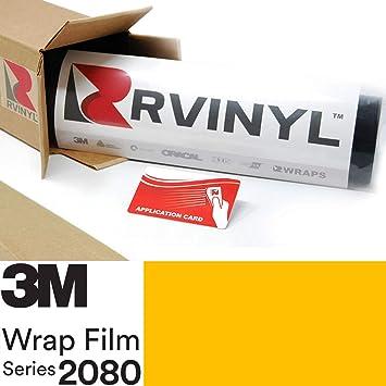 """ft. 3M Scotchprint Gloss White Wrap Film 24/""""x24/"""" 4 sq"""