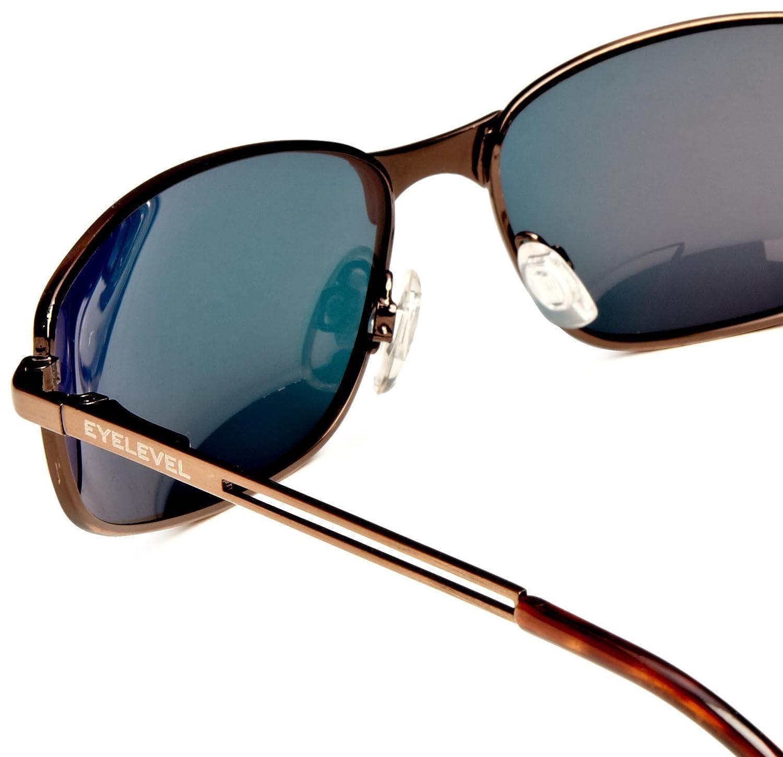 Eyelevel Unisex Sonnenbrille, Capri 1, GR. One size (Herstellergröße: One Size), Rot (Red)