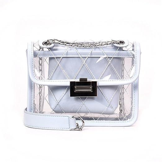 62bdc4f8b7704 GWQGZ Transparente Plastikfee Weibliche Tasche 2018 Mode Neue Handtasche  Hohe Qualität Pvc Transparente Frauen Tasche Nette