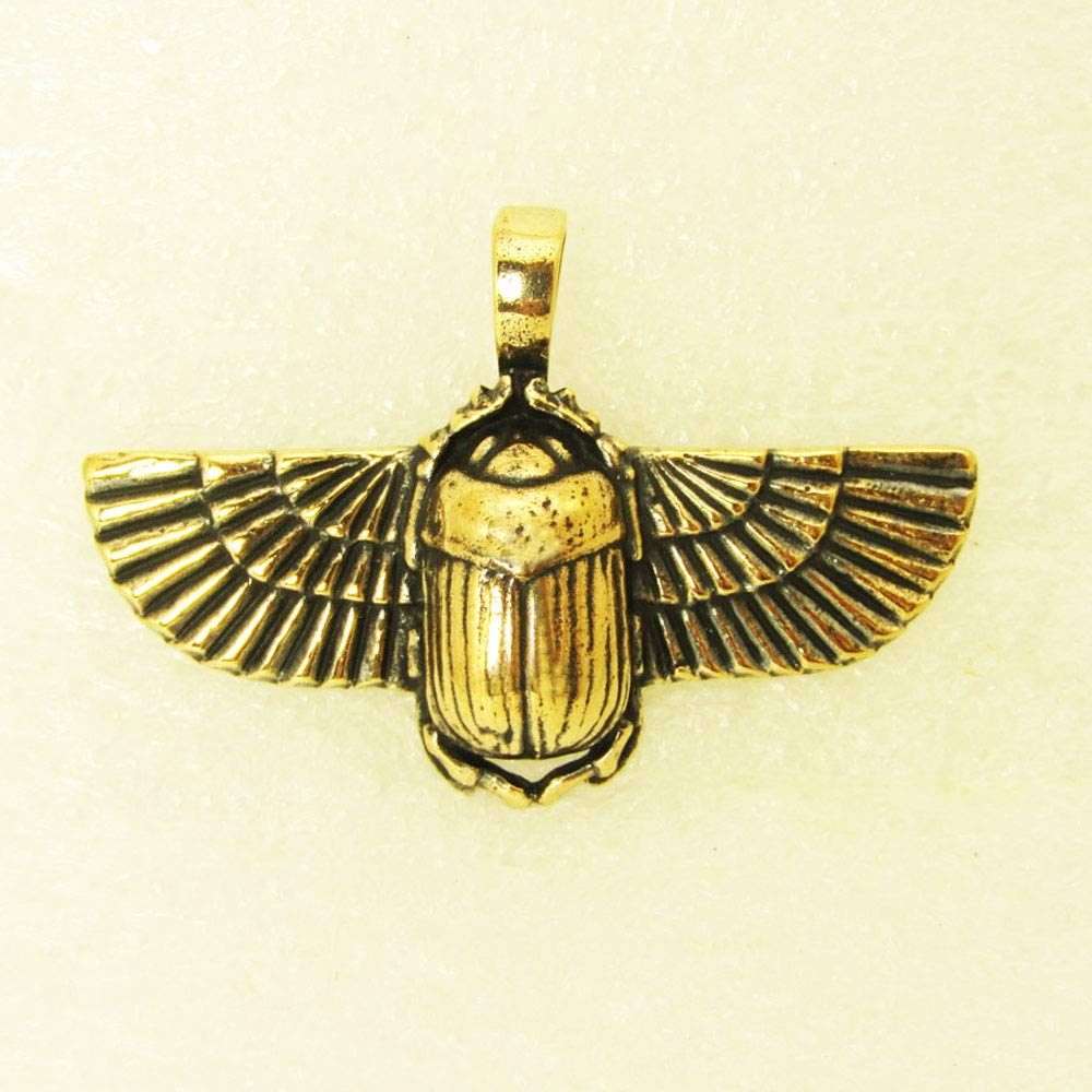 Pendant Little Scarab Beetle