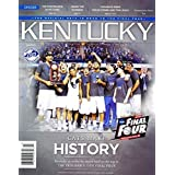 Official Commemoration Publication of Kentucky Wildcats Eighth Basketball National Championship