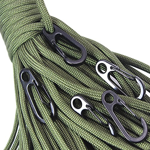 JTENG Backpack Climbing Carabiners Keychain product image