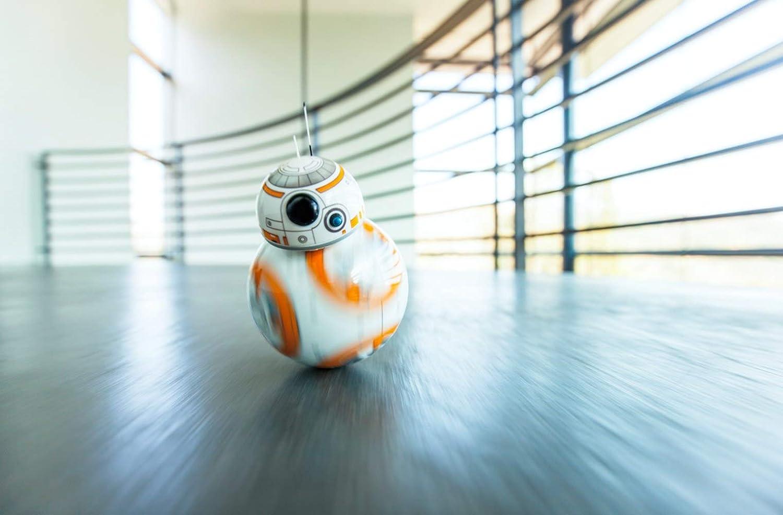 Sphero Star Wars Original BB-8 App Controlled Robot (No Droid Trainer) - Non-Retail Packaging