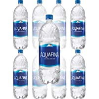 Aquafina Water, Pure Water, Perfect Taste, 20 Fl Oz (Pack of 8, Total of 160 Fl Oz)