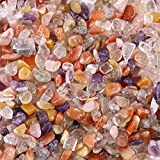 Hilitchi Quartz Stones Tumbled Chips Stone Crushed