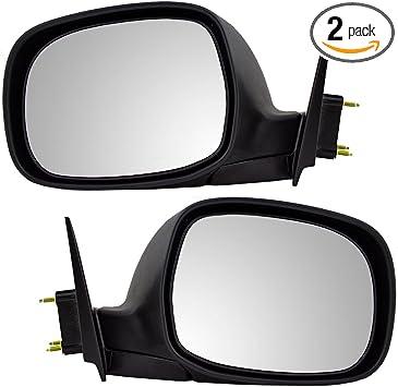 New Power Non Heated Right RH Passenger Side View Mirror for 08-13 Dodge Avenger
