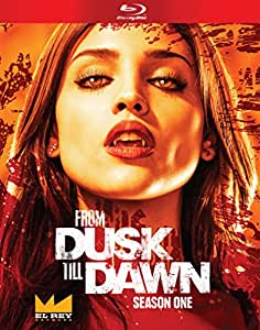 From Dusk Till Dawn (2014) - Season 01 [Blu-ray]