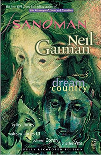 Image result for the sandman series book 3