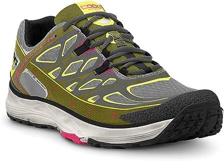 Topo Athletic MT2 Zapatillas de correr para hombre, color Verde, talla 37 EU