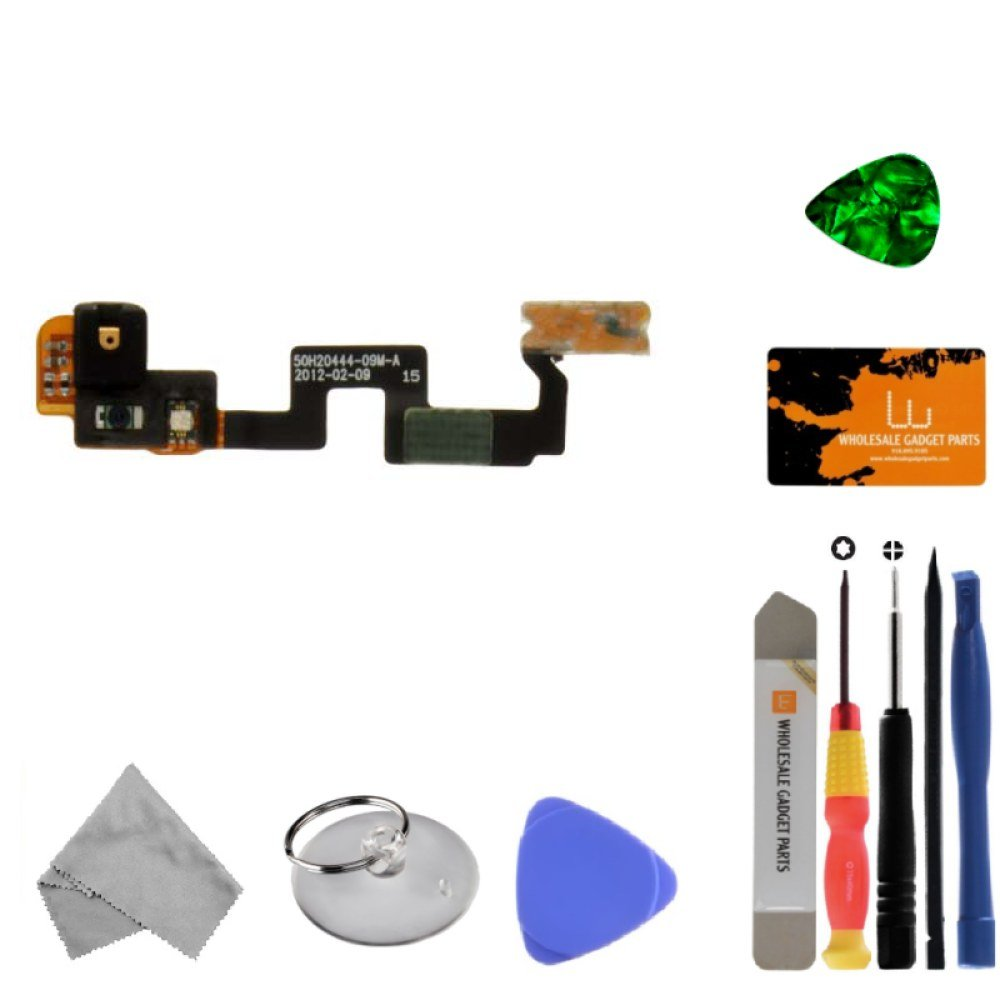 Flex Cable (Power) for HTC One X (International) with Tool Kit