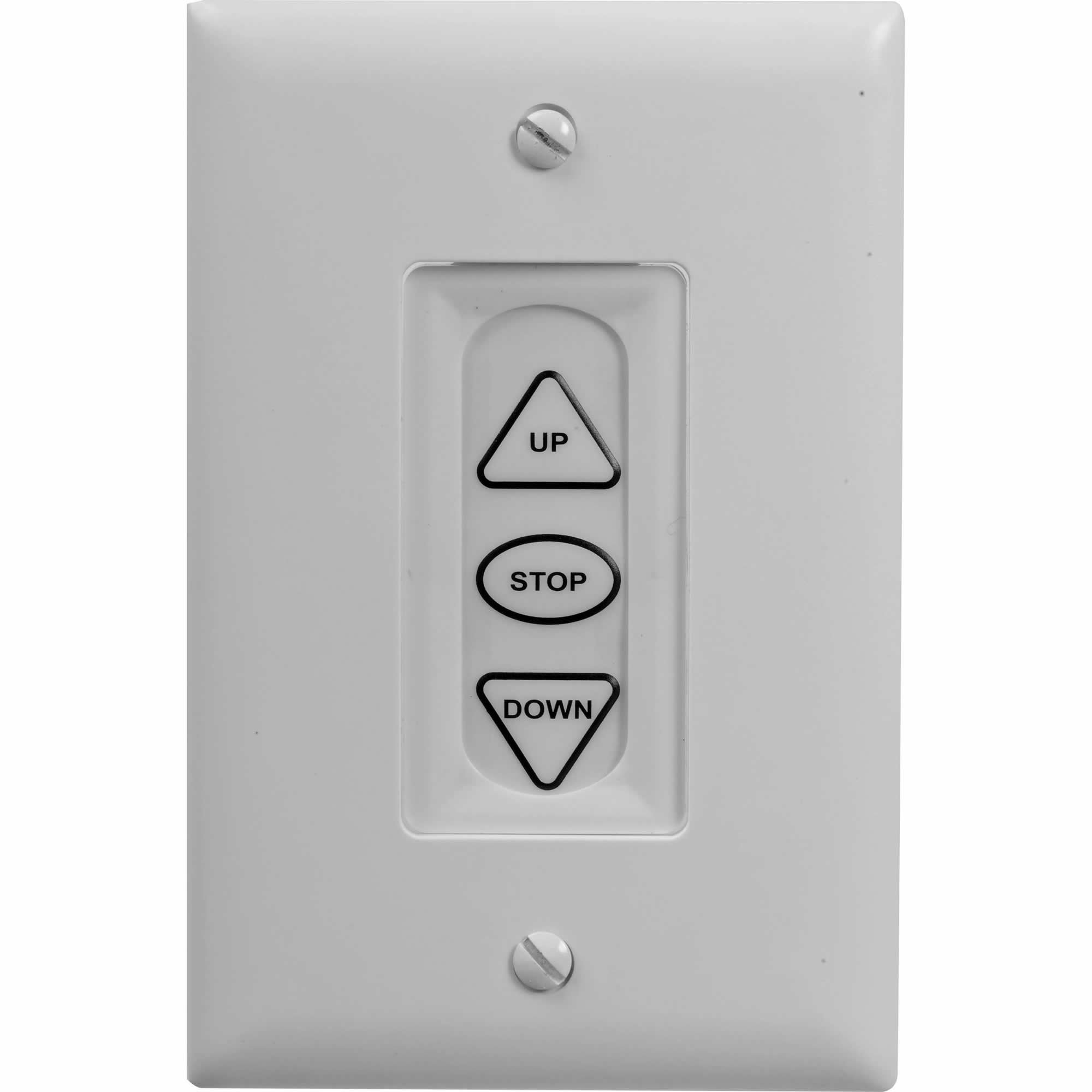 Da-Lite 40975 Extra Three Button Low Voltage Control Switch