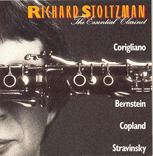 Clarinet Stoltzman Richard (Richard Stoltzman - The Essential Clarinet)