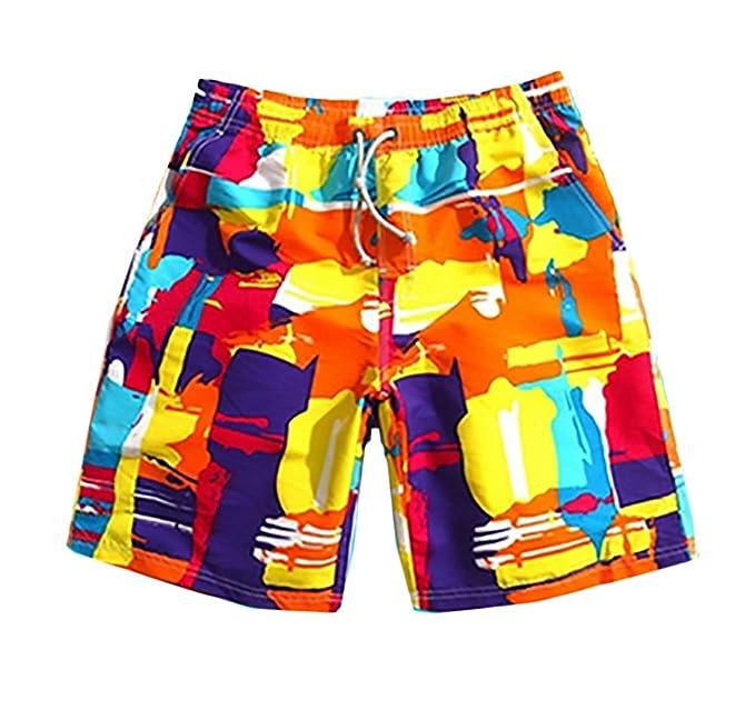 Shorts Hombre Parejas Verano De Bañador Unisex Bañadores Playa Mujer wnPkX0O8