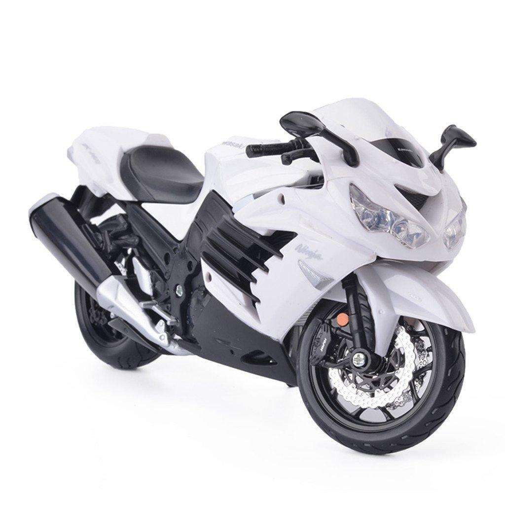 Amazoncom Maisto 112 Kawasaki Ninja Zx 14r Diecast Model Bike