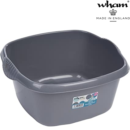 9L Waschschüssel Spülschüssel Plastikschüssel Kunststoff Schüssel Camping Spüle