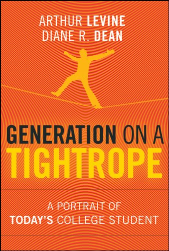 Download Generation on a Tightrope: A Portrait of Today's College Student Pdf