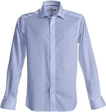 J Harvest & Frost - Camisa Formal - para Hombre Azul Azul ...