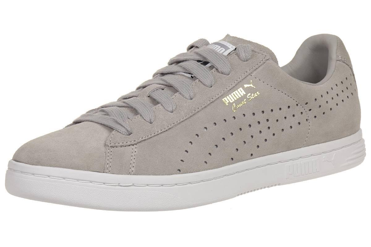 Puma Herren Sneaker Court Star SD 364581  10.5|Grau