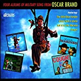 Four Albums of Military Song from Oscar Brand