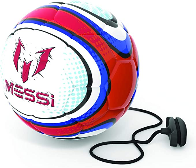 OUTDOOR Messi - Pelota de Entrenamiento 2 en 1, Tacto Suave, Color ...