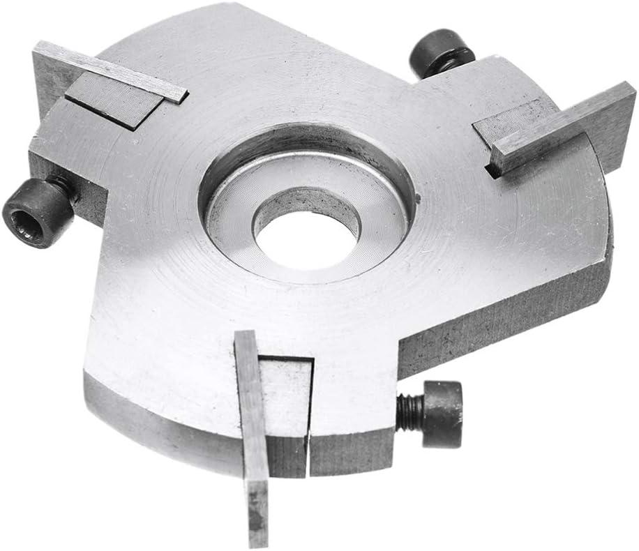 ULTECHNOVO disco per smerigliatrice per intaglio del legno Disco a 3 dischi in acciaio al tungsteno per smerigliatrice angolare