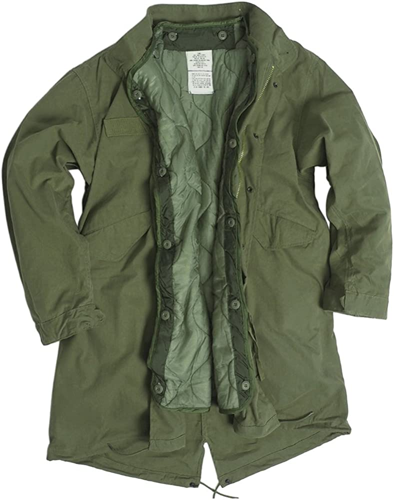 Mil-Tec US Style M65 Parka with Liner 10122001