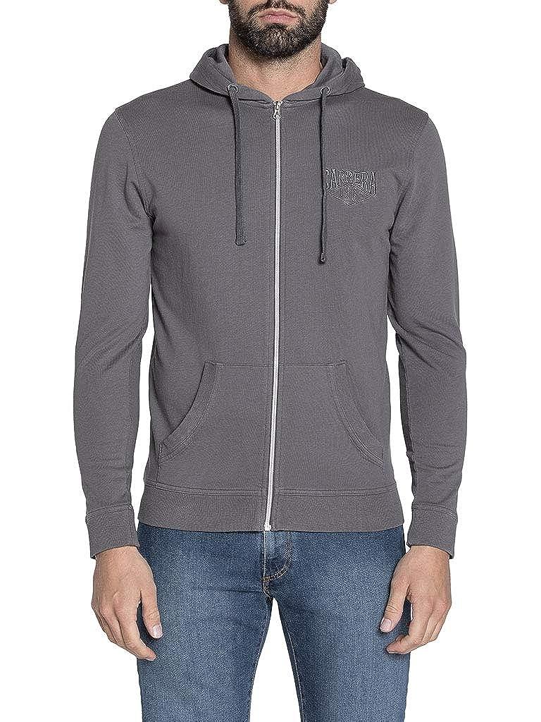 893 - gris FR XXL (taille marque  IT XXL) voiturerera Sweatshit à Capuche Sportswear Homme