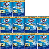 Clorox ToiletWand Disinfecting Refills, 20 Count, Pack of 10