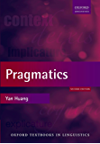 Pragmatics (Oxford Textbooks in Linguistics)