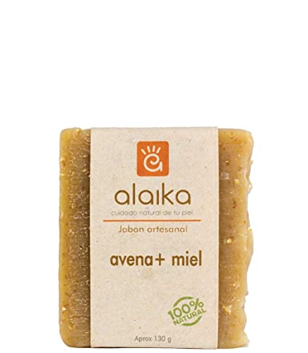 Amazon.com: ALAIKA MEXICO-OATMEAL AND HONEY SOAP: Handmade