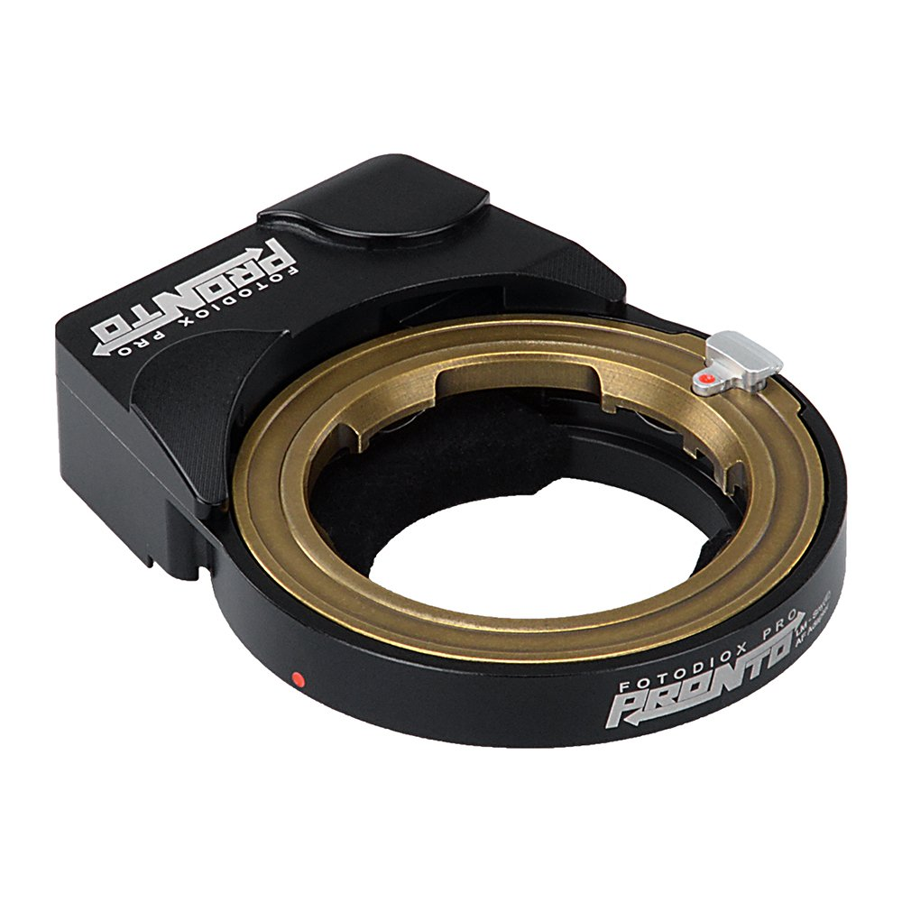 Fotodiox Pro PRONTO Adapter - Leica M Mount Lens to Sony E-Mount Camera Autofocus Adapter by Fotodiox (Image #2)