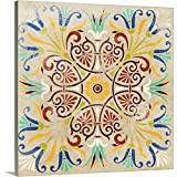 Canvas on Demand Premium Thick-Wrap Canvas Wall Art Print entitled Talavera I 20''x20''