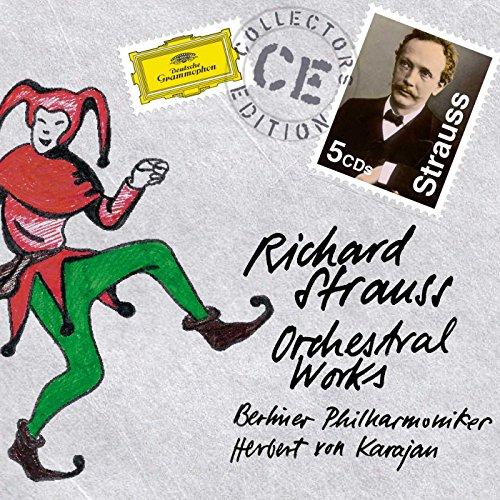 - Richard Strauss: Orchestral Works