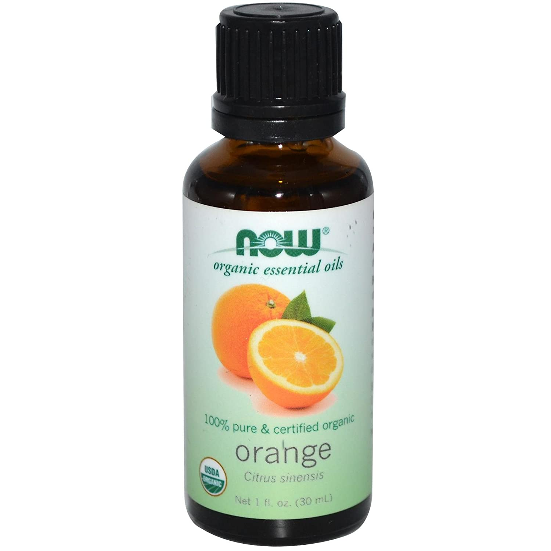 Orange Essential Oil Certified Organic 1 Ounces