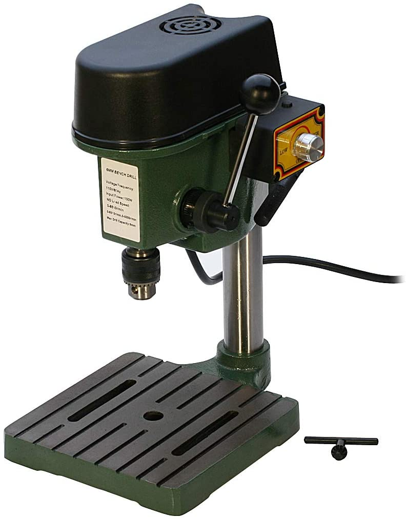 Best Woodworking Drill Press: Euro Tool DRL-300.00 Small Benchtop