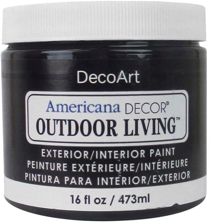 DecoArt Americana Outdoor Living 16oz Iron Gate